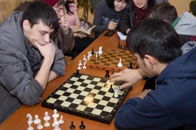 Анонс соревнований по шашкам и шахматам